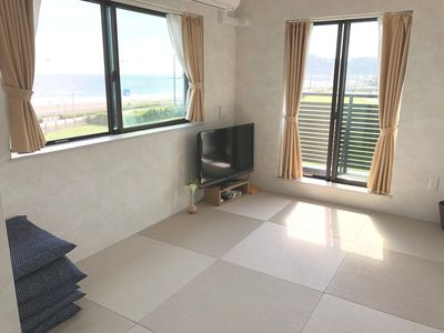 Photo for 4th floor of purposebuilt resort Ocean View Kama / Kamakura Kanagawa