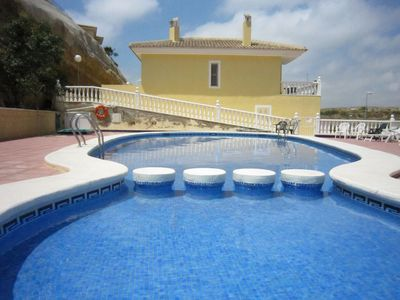 Photo for Quaint Holiday Home in Rojales with Pool