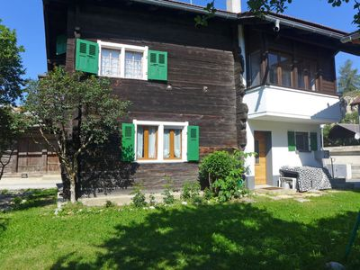 Photo for Apartment La Condémine in Nax - 6 persons, 3 bedrooms