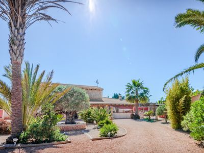 Photo for Golfers / Cyclists / Families - 7 persons / 2 babies / 1 child - Pool - BBQ -
