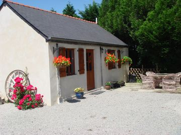 Tranquillity assured at our luxury rural Gite