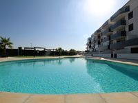 Great location a few minutes walk to a busy Spanish town with many quality restaurants and shops
