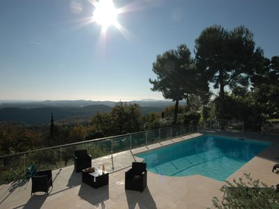 Photo for 5 bedroom Villa, sleeps 8 with Air Con and FREE WiFi