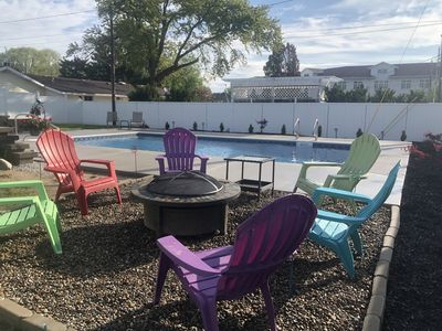 Photo for Private Pool / Hot Tub Home Near Beaches And Downtown!