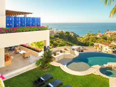 Photo for A Perfect Ocean-View Retreat in Cabo's Pedregal