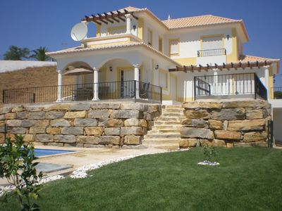 Photo for New 3 bed 3 bath villa with pool and games room near Tavira