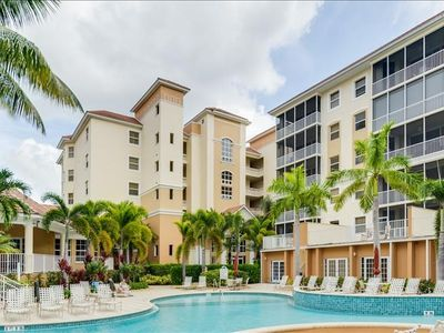 Photo for HOT SUMMER PRICES ** RESORT POOL ** BAYVIEWS