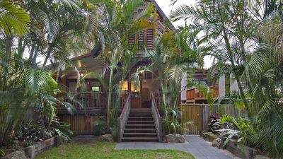 Photo for A PERFECT STAY – Longhouse - quirky Belongil Beach House