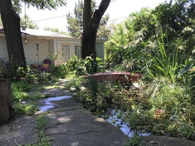 Photo for Secret Garden-Near Downtown Houston-Private Entry