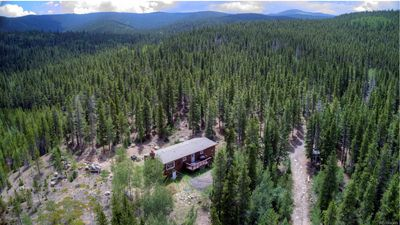 Photo for Mt. Evans Cabin (3bd,2ba), 45min to Denver, trout stream, hike from home