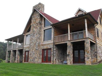 Cabin in the Blue Ridge, 10% discount for Military and Christian Groups