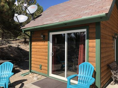 Photo for Campbell Trout Cabin in beautiful Twin Lakes