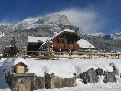 Photo for Chalet 'Chez Dany', 8-13 people in Vallouise Ecrins Ski Pelvoux Puy-st-vincent