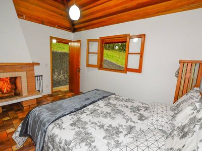 Photo for Cozy chalet with fireplace