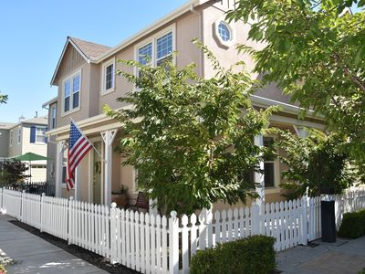 #1  Napa fully furnished vacation rental house