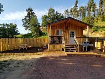 Photo for The Bunkhouse Of Gold Creek Cabins In The Beautiful Black Hills Of Sd.  Located