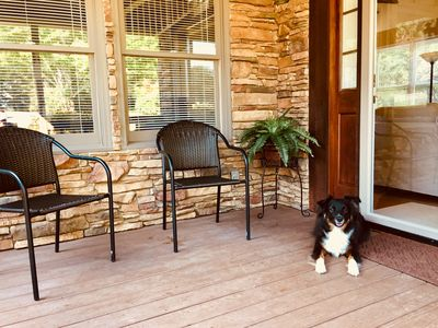 Photo for A Tryon Country Retreat-  Privacy  & Convenience Pet Friendly ~ 2 Miles To TIEC