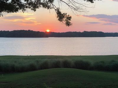 Photo for Reynolds Lake Oconee Designer Home - Amazing Lake Views and Golf Course Access!