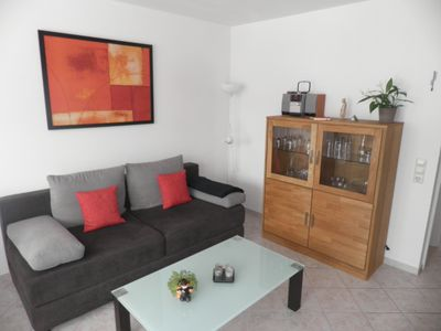 Photo for sunny 2-room apartment, SW-balcony, quiet and very central location