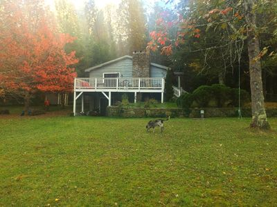 Photo for Small quiet home 5 miles from downtown Blowing Rock!