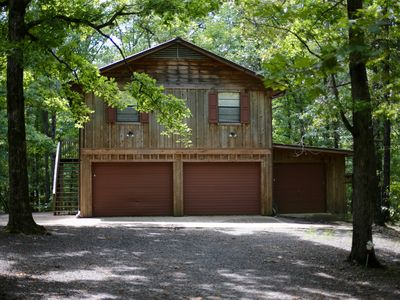 Jan's Place: A Ouachita Experience: Lake and Mountains