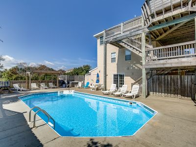 Photo for Harsimus Cove | 900 ft from the beach | Private Pool, Hot Tub