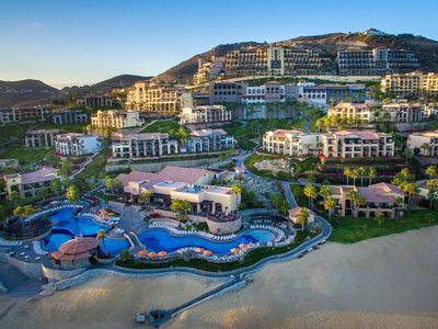 Photo for Enjoy nearly 2,000 sq. ft. in the  Pueblo Bonito Sunset Beach PRESIDENTIAL SUITE