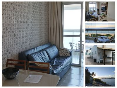 Photo for Beach Front Green Fit w / SmartTV - WIFI and NETFLIX - 12X without interest