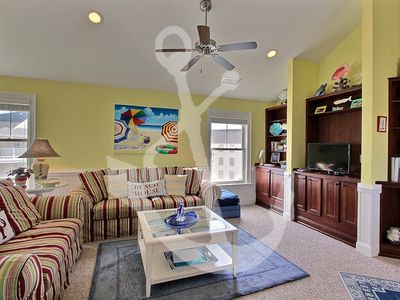 Photo for OBX Top fl. luxury 2BR/2.5BA Price includes linens,beds made, departure clean