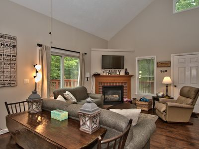 Photo for WALK to BEACH, POOL and CLUBHOUSE, Hot Tub, Pool Table, Game Room, Central Air