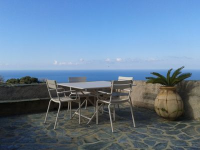 Photo for House Cap Corse Sea View