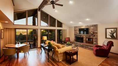 Photo for Luxury Townhouse in Kissing Camels -- Stunning Views and Stellar Location.