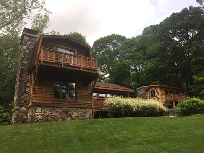 Photo for Beautiful Mountain Cabin, Now available!