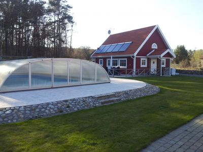 Photo for Holiday house Sölvesborg for 1 - 6 persons with 2 bedrooms - Holiday home