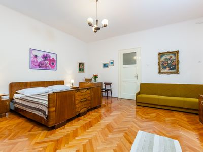 Photo for TOP LOCATION Downtown Split CITY CENTER Vintage Apartment