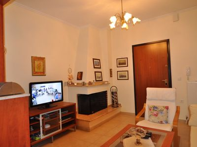 Photo for Apartment in Litochoro at Mount Olympus dwelling of the Gods