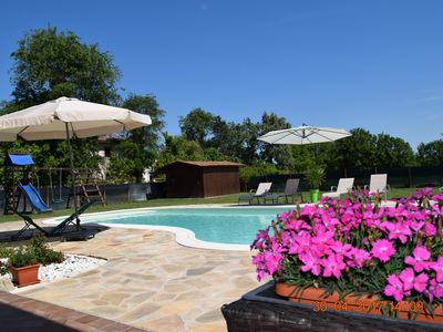 "Photo for Villa ""Posta Vecchia"" with swimming pool & EXCLUSIVE jacuzzi"