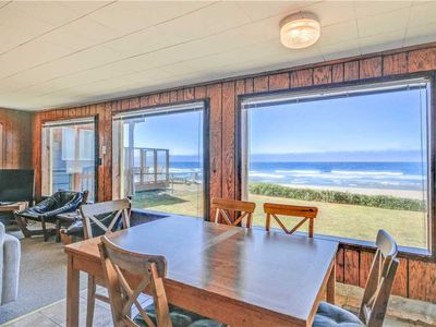 Photo for Oceanfront Cottage Brings the Pacific to Your Doorstep!