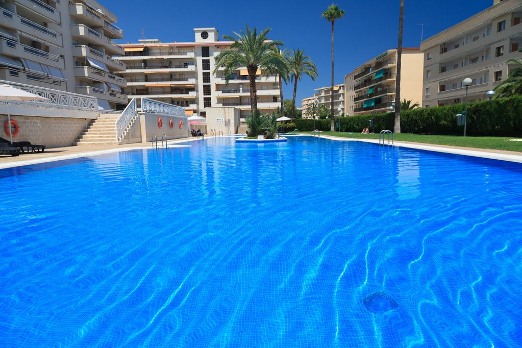 Nice And Centrally Located Apartments In La Pineda With Swimming Pool P104 290 Aquamarina
