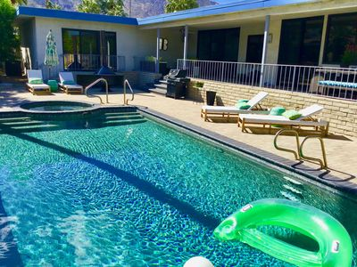 Photo for Palomino Palms, Palm Springs, Pool Spa home
