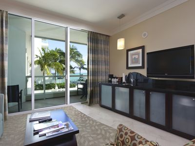 Photo for Fontainebleau Hotel Large Sorrento Junior Suite