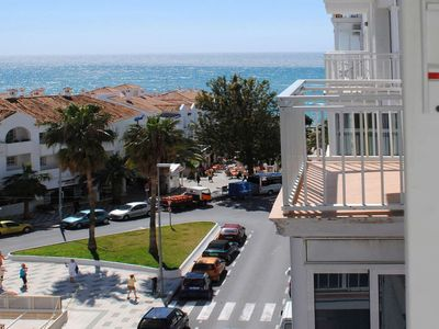 Photo for Cozy and fully equipped 2-4 persons apartment, at a few footsteps from the beach