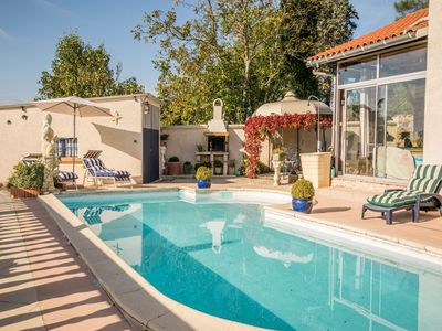 Photo for Cozy Holiday Home in Montayral with Swimming Pool
