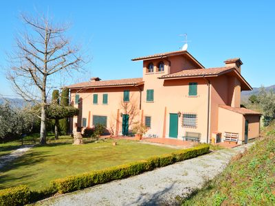 Photo for House 3 km from the center nestled in the hills of Montecatini