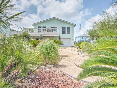Photo for NEW! Rockport House w/ Deck + Canal to Salt Lake!