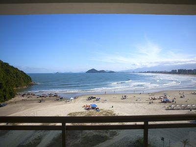 Photo for LINDO APTO FRONT OF THE SEA, LARGE VISTA RIVIERA, 4 DORM (3 STs), 230m2, AC, 10P