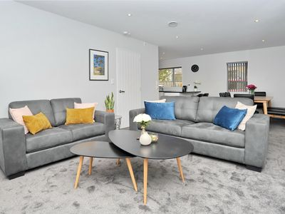 Photo for Regents Villa A - Spacious Stylish Home