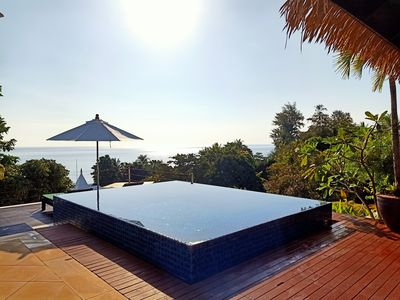 Photo for Kata 2Bedroom Private Pool, Ocean View Penthouse, Walk To Beach