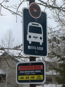Just steps to free shuttle stop