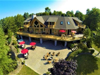 Photo for 5BR Lodge Vacation Rental in Kimball, Michigan